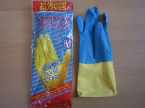 перчатки 360 future glove blue 03230-002-015